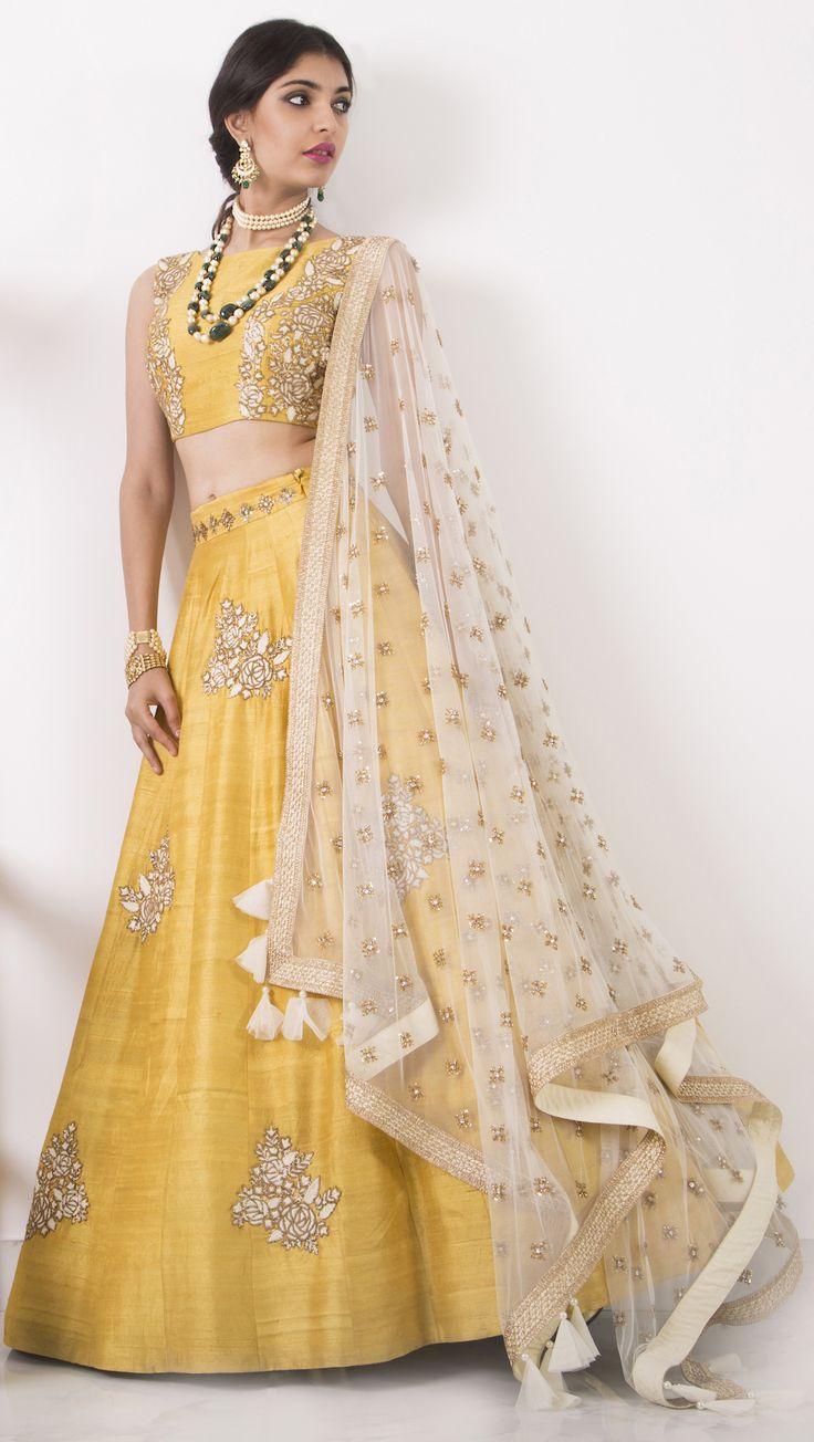 bridal lehenga colour