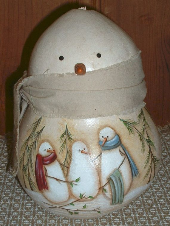 1000 Images About Painted Gourds On Pinterest Pumpkin