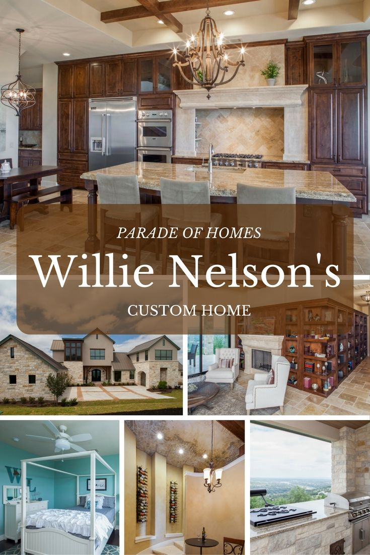 17 Best Images About Parade Home In Willie Nelsons Tierra