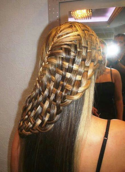 15 Best Basket Weave And Netting Images On Pinterest
