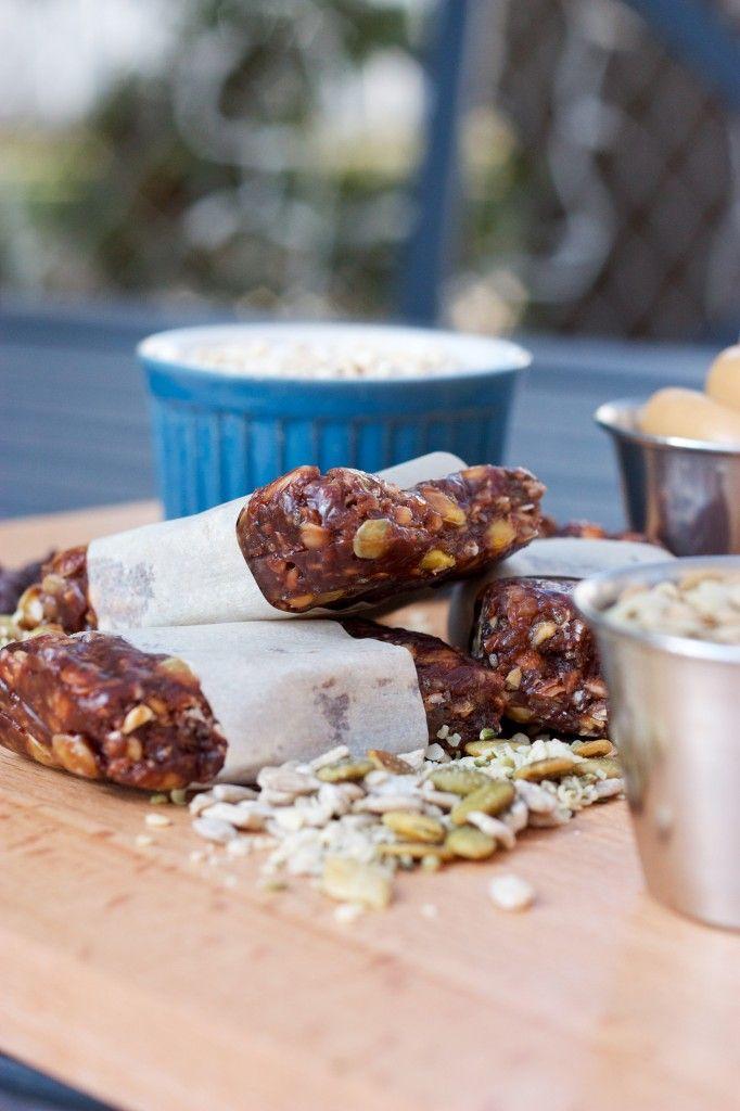 Homemade Gluten Free Lentil Energy Bars Perfect For