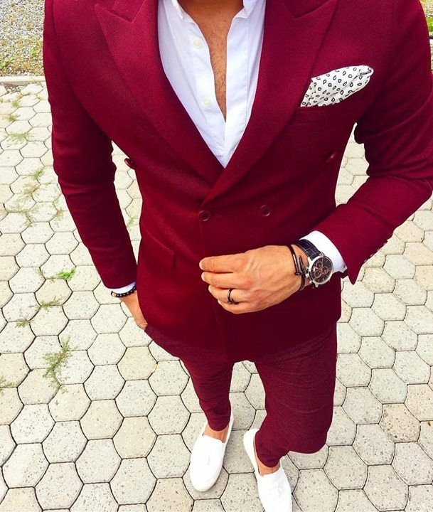 Fantastic Red Prom Suits For Men Picture Collection - Wedding Ideas ...