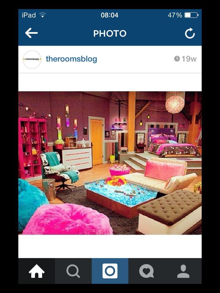 25 Best Ideas About Icarly Bedroom On Pinterest Be Rich