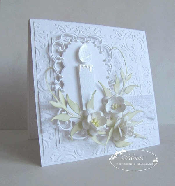 1000 Images About Cards Candle On Pinterest Christmas