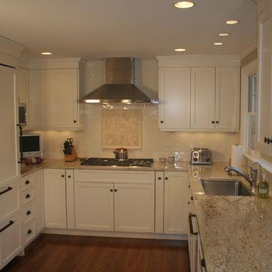 Ultracraft Breckenridge Beach White Kitchen Ideas