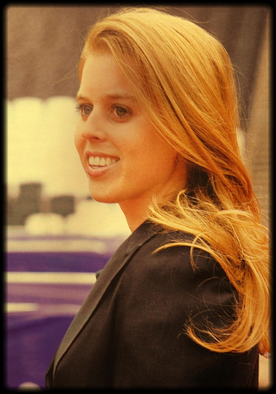 HRH Princess Beatrice of York Royal Family York