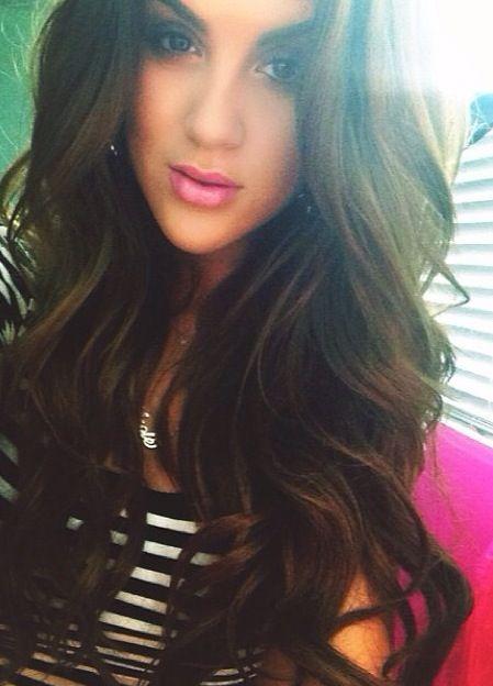 BIG Voluminous Curls Hair Pinterest Curls