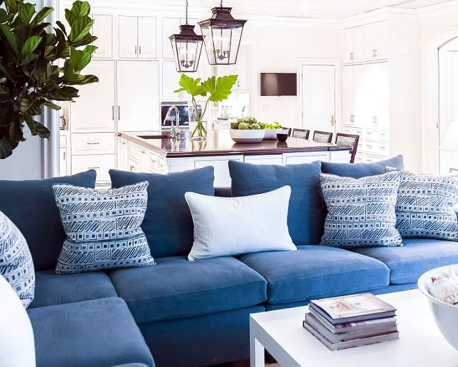 1000+ Ideas About Navy Blue Couches On Pinterest