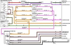 central door lock wiring   cherokee diagrams   Pinterest   Electrical wiring diagram and Cherokee