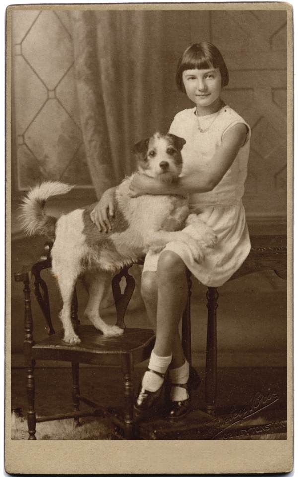 926 Best Images About Vintage Dogs And Their People On