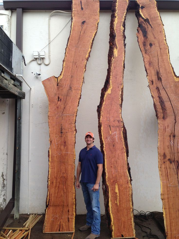 8 Best Images About Natural Edge Wood Slabs On Pinterest