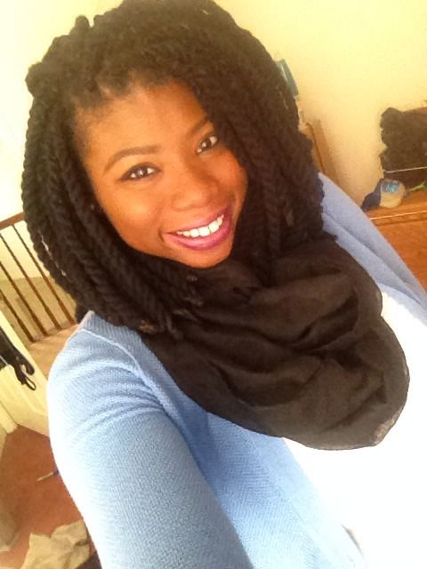 1000 Ideas About Short Marley Twists On Pinterest