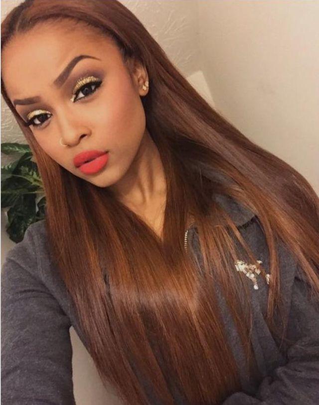 Medium Brown  Hair  Dye  Nice N Easy Of Brunette Vs Brown