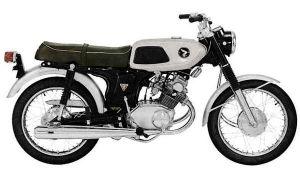 1967 Honda SS125 Electrical Wiring Diagram  BinataniCom