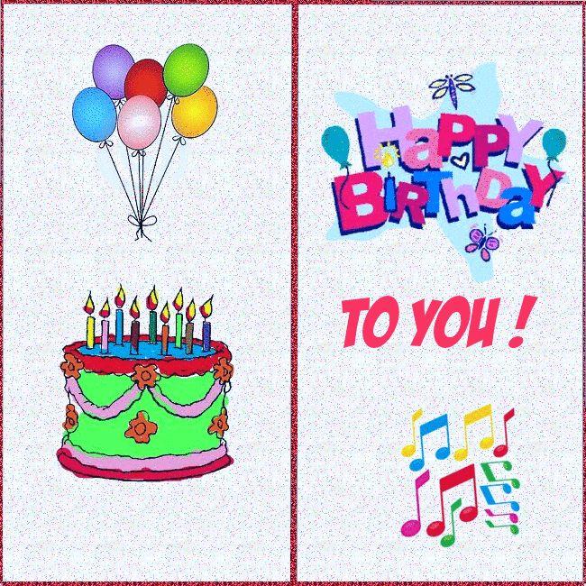 Printing Birthday Cards My Birthday Pinterest Happy