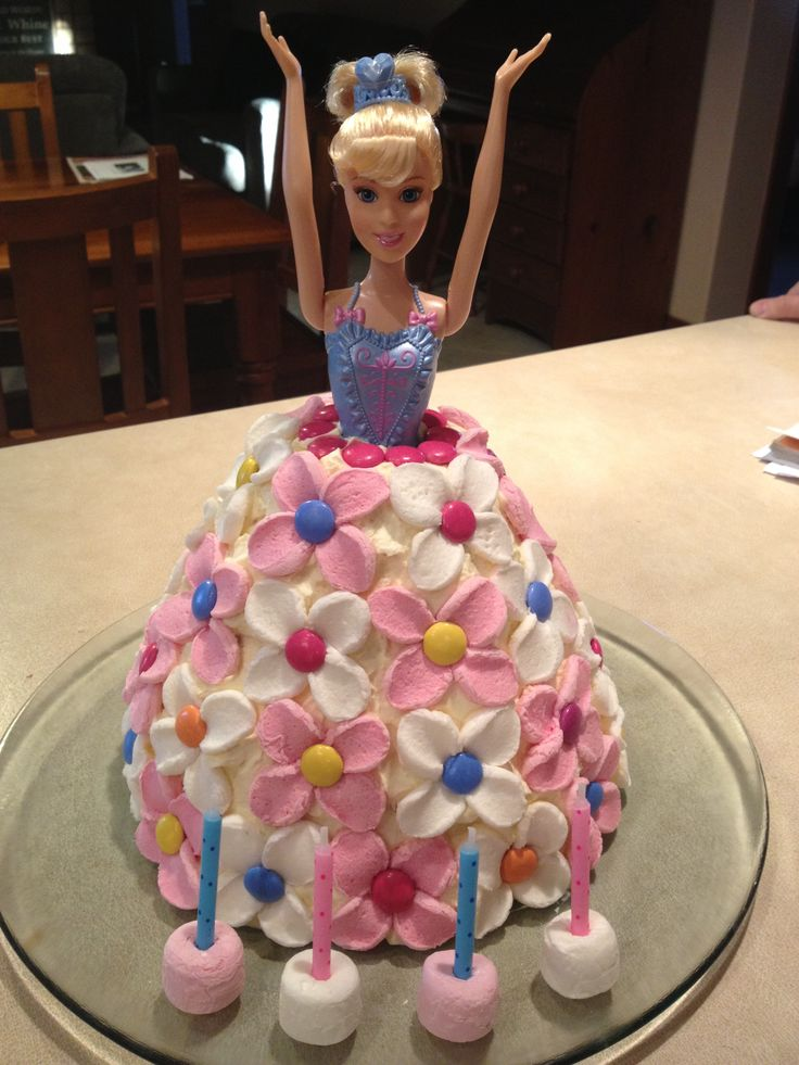 Taylor S Dolly Varden Birthday Cake Nailed It Things
