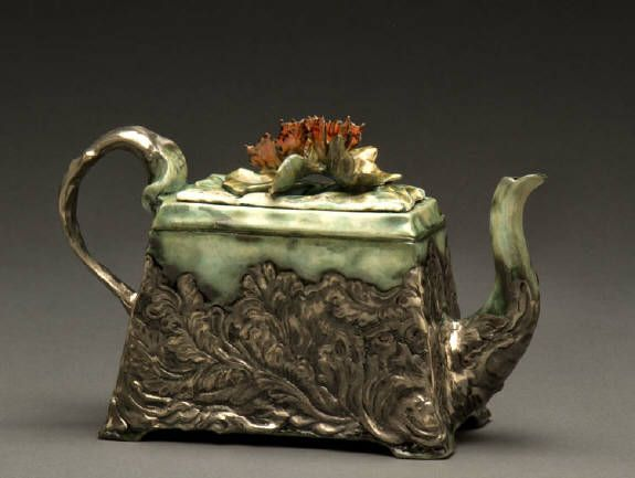 1000+ Images About Clay: Teapots On Pinterest