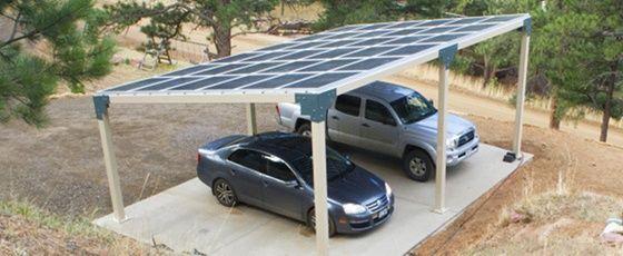 Carport And Solar Panel Ideas Google Search PV Carport