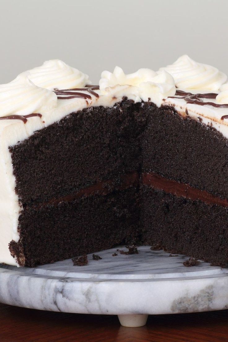 The Only Chocolate Cake Recipe You'll Ever Need! (Devil's Food)