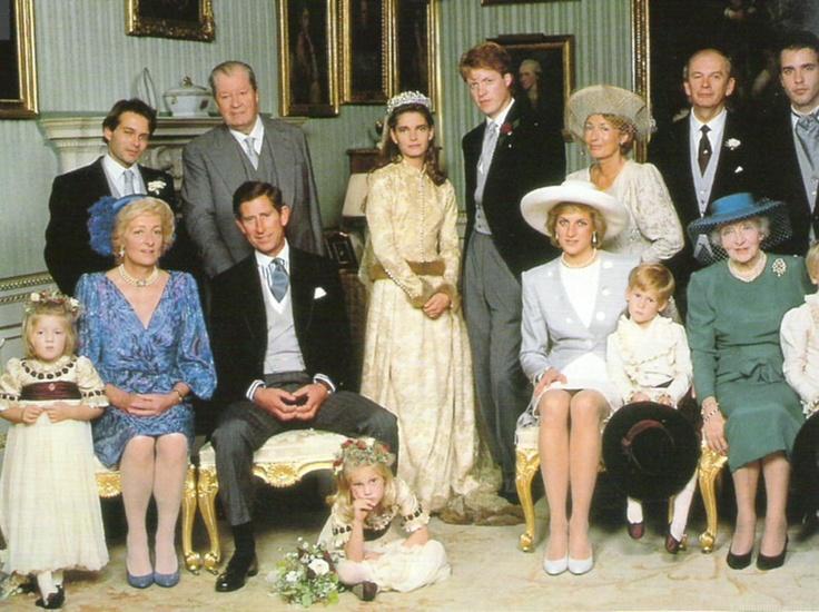 Wedding of Charles Spencer House of Spencer Pinterest