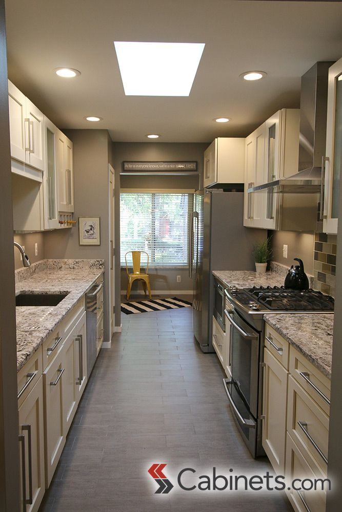Narrow Galley Kitchen Ideas