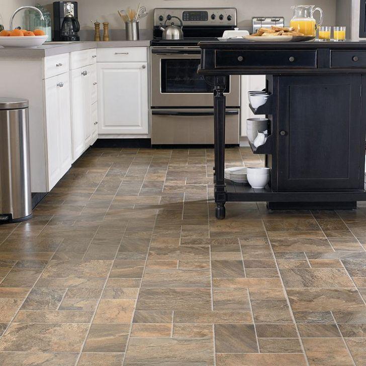 Kitchen Laminate Flooring Grey