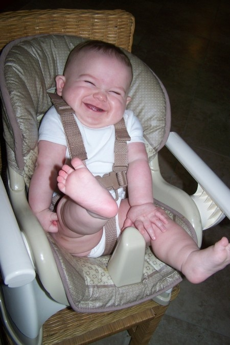 Kick up the giggles!