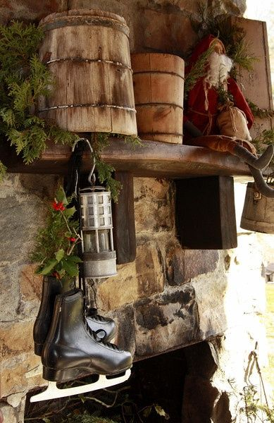 17 Best Images About Winter Cabin On Pinterest Hunting