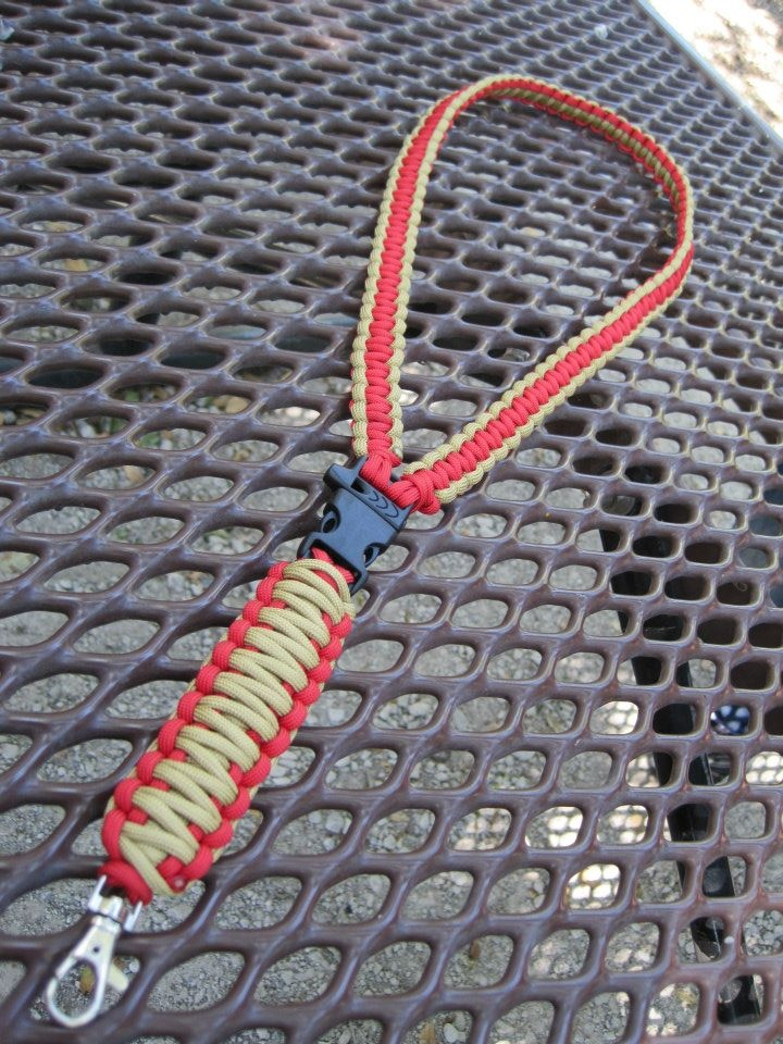 Neck Lanyard 18 Custom Made you pick the colors