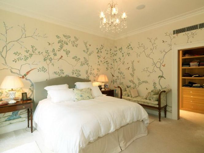 1000 Ideas About Wallpaper Design For Bedroom On Pinterest. Best Bedroom Wallpaper   Bedroom Style Ideas