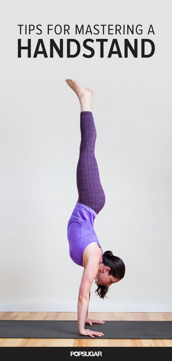 Mastering a handstand is not easy for everyone. But dont give up! Heres 8 moves that will help you get in shape.