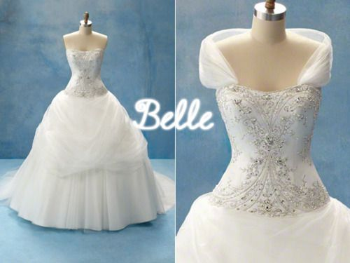 1000+ Ideas About Belle Wedding Dresses On Pinterest