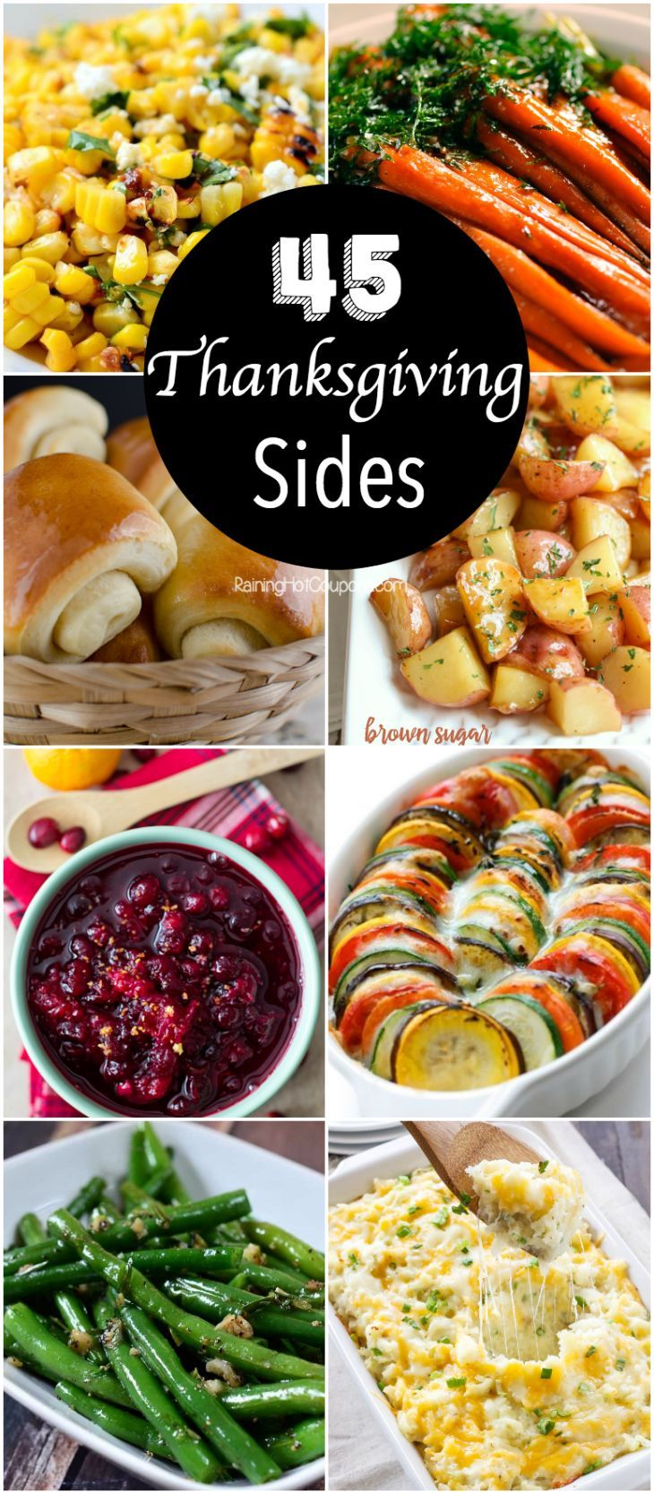 45 Thanksgiving Side Dishes CrAfTy 2 ThE CoReDIY GaLoRe