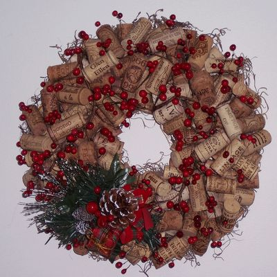 Things To Make With Wine Corks Make One If Anyone