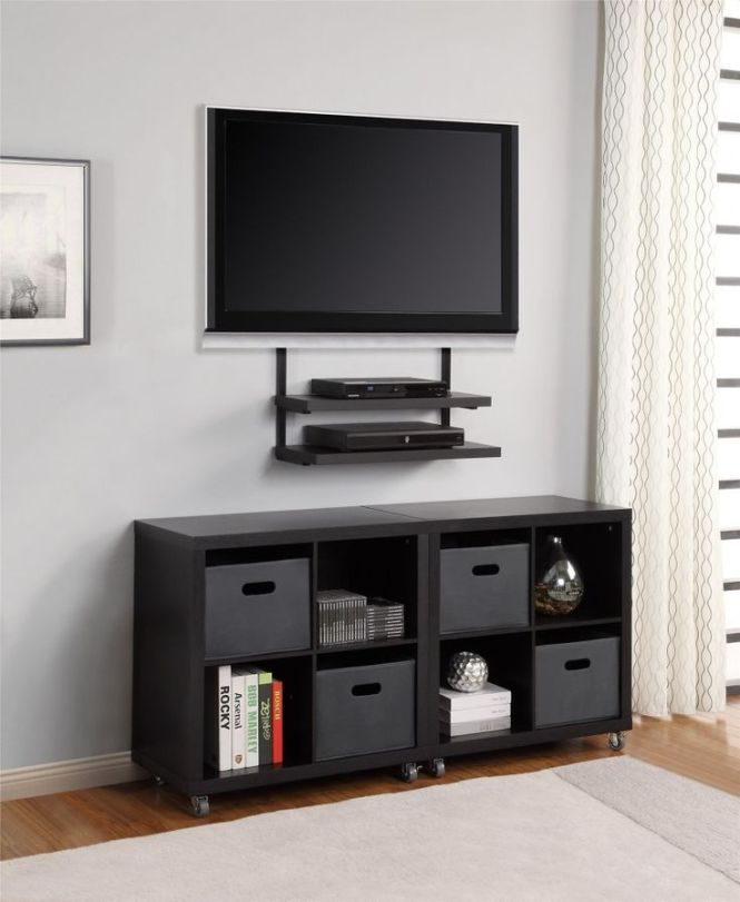 25 Best Ideas About Mounted Tv Decor On Pinterest Stand Hanging And Farmhouse Bedroom Furniture Sets