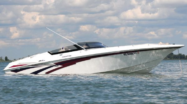 1000 Ideas About Fountain Powerboats On Pinterest Power