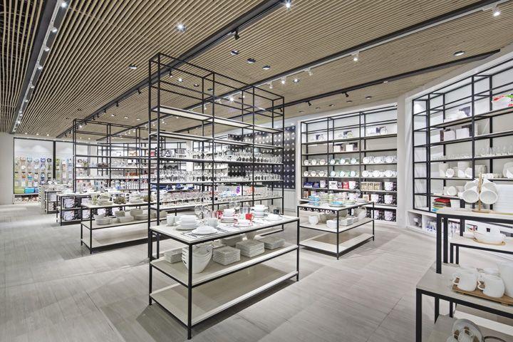 Almacenes Siman Department Store By FRCH San Rafael