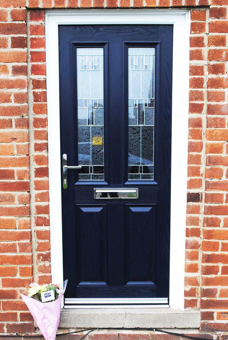 A Modern Composite Door A Door Style Altmore And Zinc