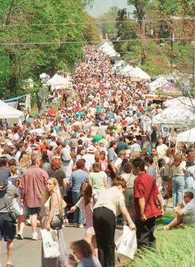 Flowertown Festival 2011 Summerville SC