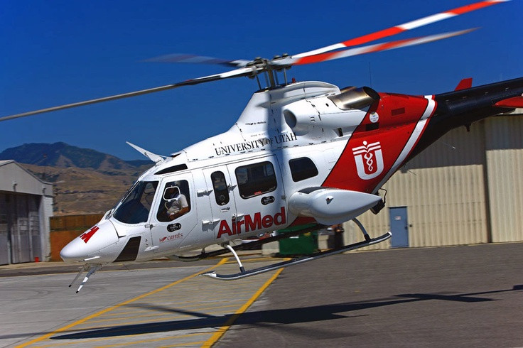 University Health Care AirMed BELL 430 My Style