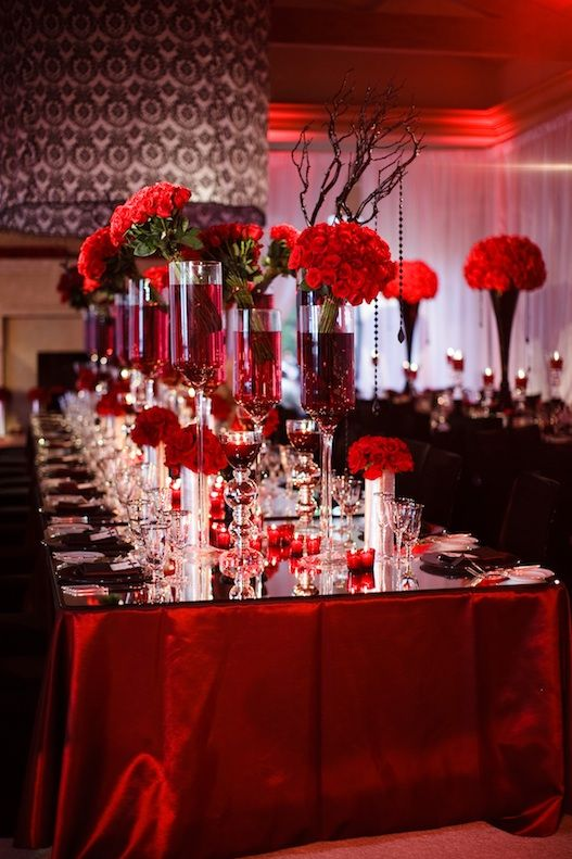 102 Best Images About Red Vow RenewalWedding On Pinterest
