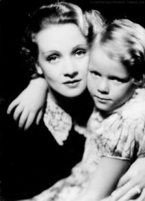 Image result for marlene dietrich and maria