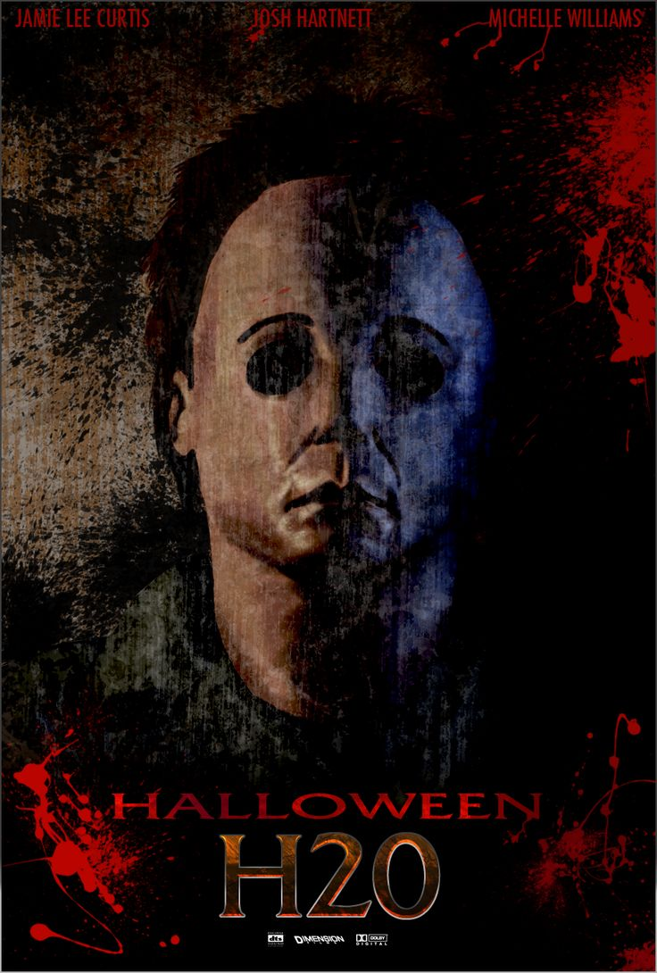 Halloween H20 20 Years Later (1998) Hey Ive seen That