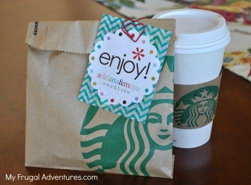 17 Best Starbucks Gift Ideas On Pinterest Gift Ideas