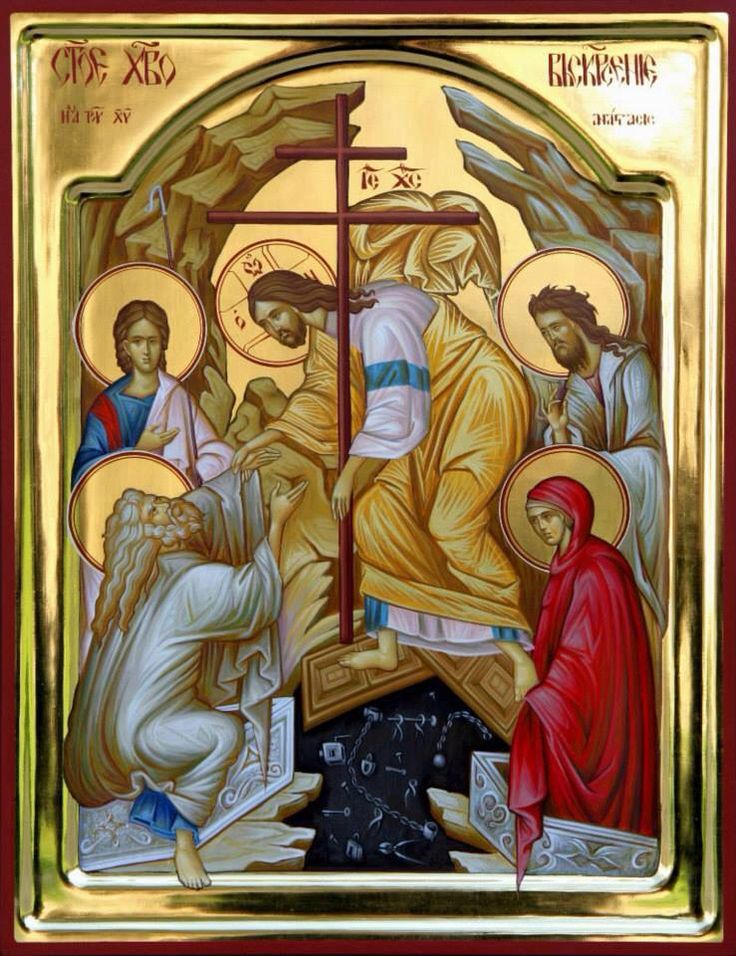The Resurrection Orthodox Pinterest The resurrection