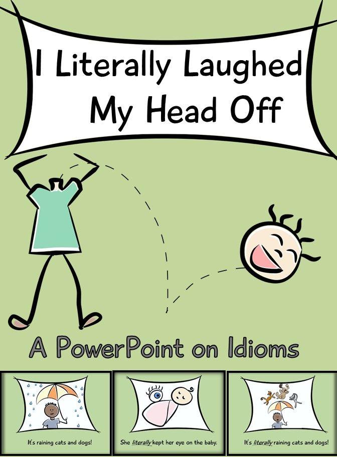 Idiom Powerpoint Bonus Worksheet