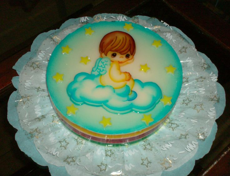 Cakes Shower And Decorations Baby