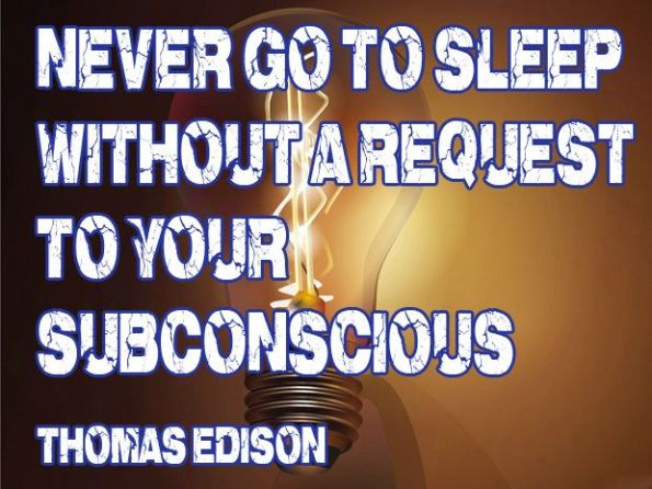 Image result for subconscious and sleep quotes