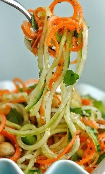 Sweet & Sour Thai Cucumber Salad