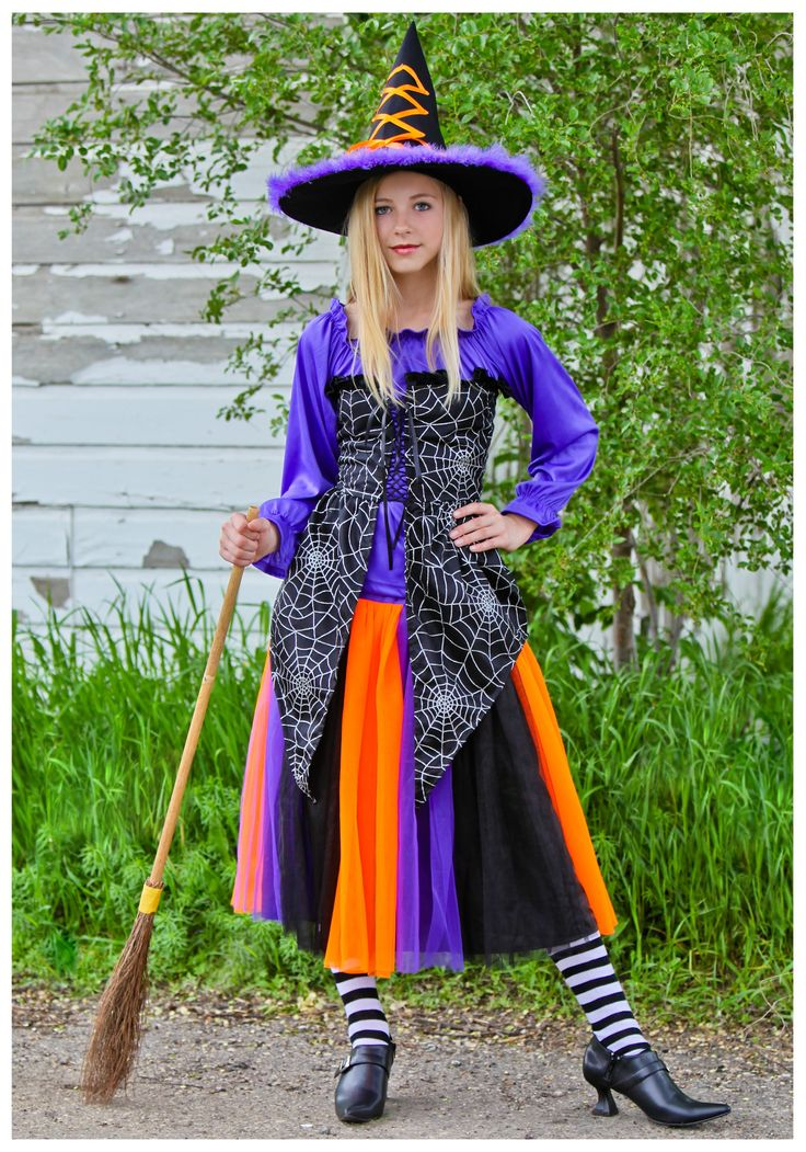 Witch Tutu Costume DIY Ideas Pinterest Halloween